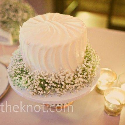 14 Single Tier Wedding Cakes Single Tier Wedding Cake - Baby\'s ...