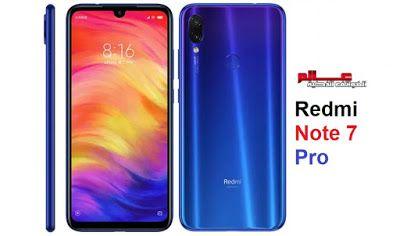 مواصفات جوال شاومي ريدمي نوت 7 برو Xiaomi Redmi Note 7 Pro متــــابعي موقـع عــــالم الهــواتف الذكيـــة مر حبـــا بكـم نقدم لك Xiaomi Note 7 Smartphone