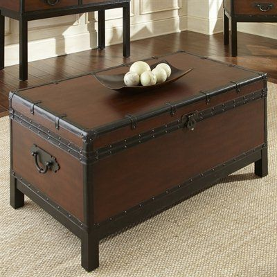 Trunk coffee table only.