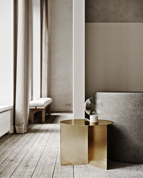What is the perfect home? Space, abundance of light, literate details, every item matters.Harmony, silence, good energy. In decisions, there is a soul, every idea lived. Meaning, feeling, mindfulness, mind.The project 'Sense' by Natalie Dubrovska is all of this translated into this soft and minimal apartment in Copenhagen. #interiordesign  #sense #Formakami #DubrovskaStudio #design #interiorinspiration