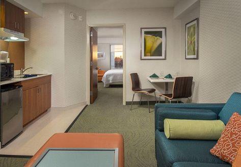 Springhill Suites New York Laguardia Airport King King Executive