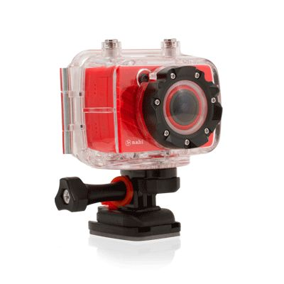 Life in HD through a child's eyes! #nabi Look HD #camera is the most amazing High Definition camcorder and camera that you can to give to your youngest of #kids...professional quality, extreme durability...waterproof, shockproof, dustproof and most of all #KIDPROOF!