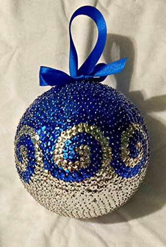 Amazon Com Swirl Christmas Ornament Holiday Decor Christmas Tree Ornament Sequin Ornament H Christmas Ornaments Christmas Ornament Crafts Sequin Ornaments