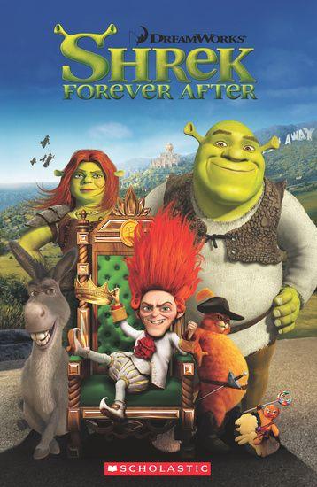 Popcorn Elt Primary Readers Level 3 Shrek Forever After Book Only Shrek Animated Movies Dreamworks Animation