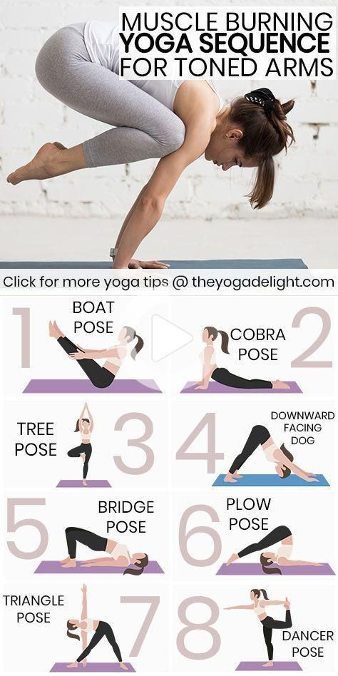 Beginner Yoga Workout For Strong Toned Arms Beginner Yoga Workout For Strong Toned Arms Fa Yoga Workout Routine Beginner Yoga Workout Arm Workout For Beginners