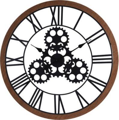 Achat Horloge Pendule Pas Cher Retrait Gratuit Ou Livraison A Domicile Horloge Murale Pendule Horloge Horloge