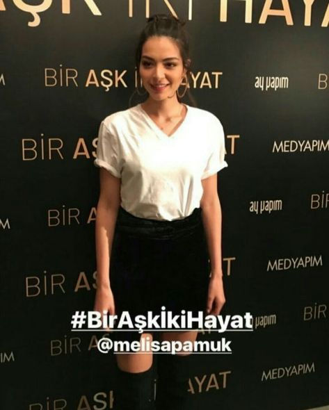 Pin By Turkish Series And Celebrities On Melisa Pamuk Melisa Beer Outfit Turkish Beauty