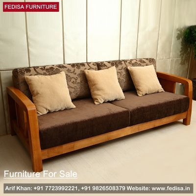 Wooden Sofa Set Sagwan Sofa Design Buy Sofa Set Online Fedisa Wooden Sofa Set Wooden Sofa Sofa Set