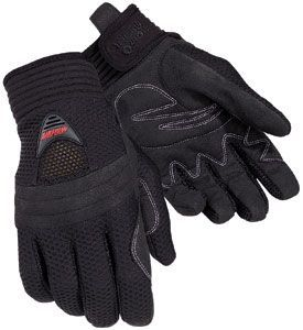 Gloves & Mittens Mens Flame Embroidered Leather Motorcycle Riding Gloves w/ Gel Palm FI153GEL Clothing, Shoes & Accessories