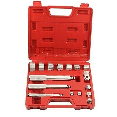 Sponsored Ebay Qbace 17 Pc Aluminium Bearing Seal Drivers Removal Tool And Bushing Driver Set Removal Tool Tool Kit Car Wash