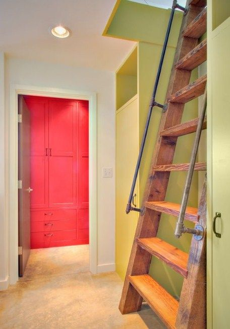 41 Attic Stair Ideas Lift Sled Railing And Installation Dani Site In 2020 Stairs Design Rustic Stairs Rustic Loft
