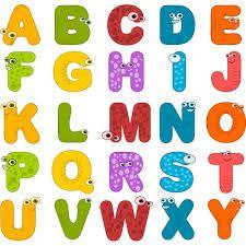 alphabet gratuit en couleur à imprimer - Recherche Google   Lettre a, Lettres alphabet, Alphabet à imprimer