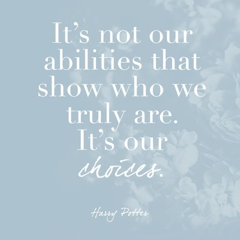 Harry Potter - The Most Beautiful Quotes From Movies - Photos