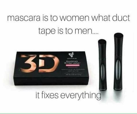 findme Mascara is to Women what...