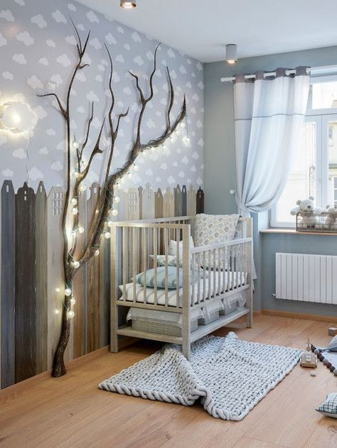 85 Darling Baby Nursery Design Ideas for 2018