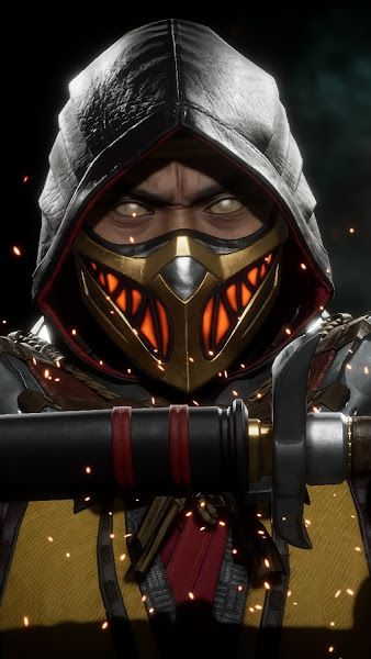 Scorpion Mortal Kombat 11 4k 3840x2160 Wallpaper Scorpion
