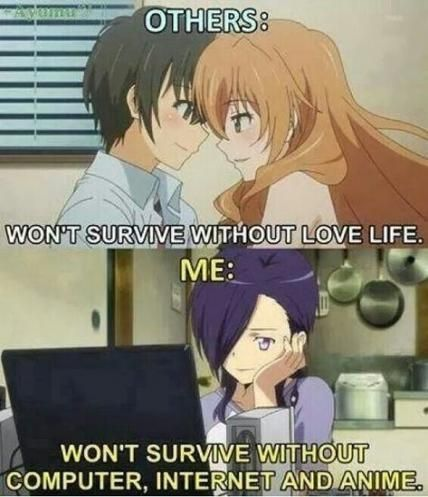 19 Ideas Memes Love Funny Life Anime Funny Anime Memes Funny Otaku Anime