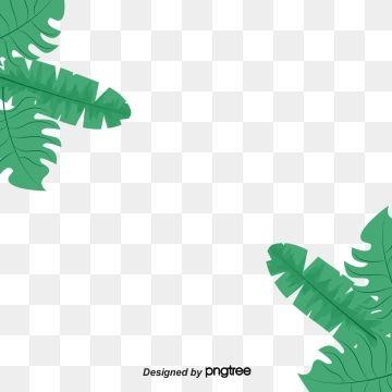 Green Leaf Round Frame Vector Diagram Tea Pattern Decorative Pattern Leaf Pattern Png Transparent Clipart Image And Psd File For Free Download Green Leaf Background Frame Clipart Banana Leaf Pattern