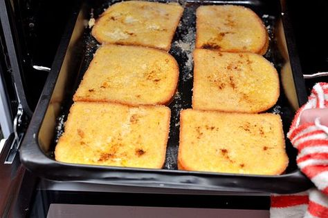 How to Make Oven French Toast: 9 steps (with pictures) - wikiHow
