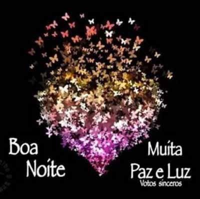 Muita Paz E Luz Mensagens Para Fotos Sozinha Boa Noite