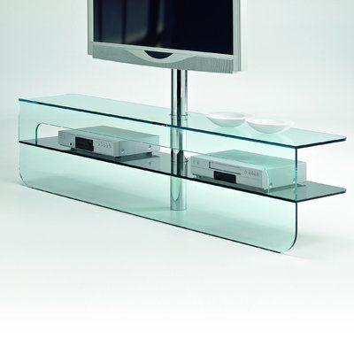 Alder Tv Stand Glass Shelves In Bathroom Glass Shelves Glass