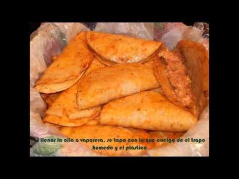 Receta: Tacos al Vapor estilo Jalisco | Zona Guadalajara