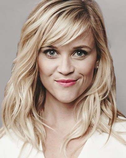 Reese Witherspoon Hairstyles 2019 Reese Witherspoon Hair Thick Hair Styles Hairstyles With Bangs