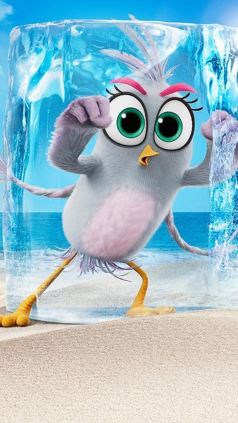 The Angry Birds Movie 2 (2019) Phone Wallpaper | Moviemania