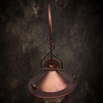 Antique Copper Ambient Lighting Indoor Lantern Style Led Wall Sconce In 2020 Led Wall Sconce Indoor Lanterns Wall Sconces