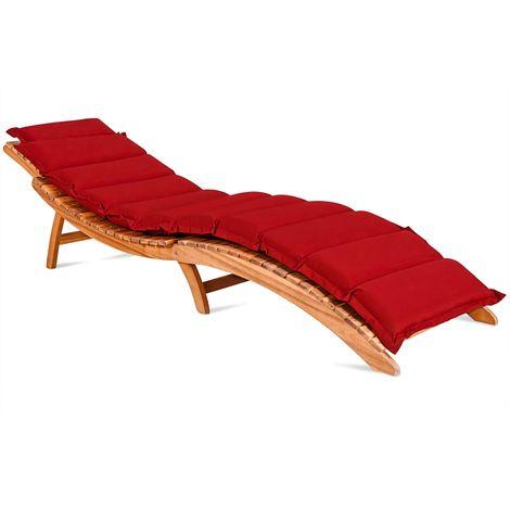 Coussin Pour Chaises Longues Couleur Creme 7cm Epaisseur Avec Lanieres 101896 Avec Images Coussin Chaise Coussin Chaise Longue Chaise Longue