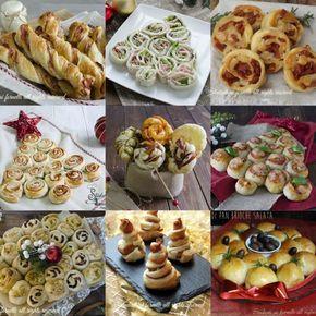 Antipasti Del Pranzo Di Natale.Antipasti Sfiziosissimi Per Il Pranzo Di Natale Ricette Antipasti Di Natale Ricette Di Cucina