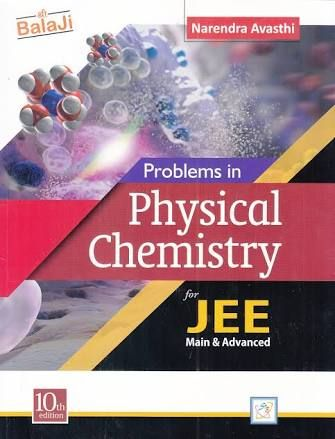 PHYSICAL CHEMISTRY BY NARENDRA AVASTHI PDF (With images ...
