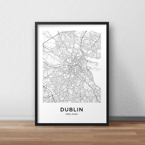 Download dublin street map (irish street maps) | pdf books.