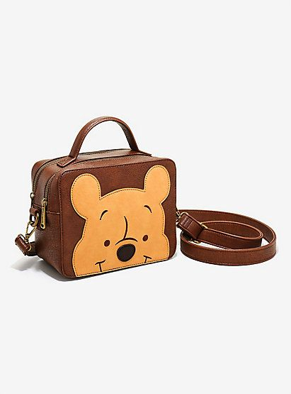 0b18a00e167 Loungefly Disney Winnie The Pooh Crossbody Bag - BoxLunch  ExclusiveLoungefly Disney Winnie The Pooh Crossbody Bag - BoxLunch Exclusive