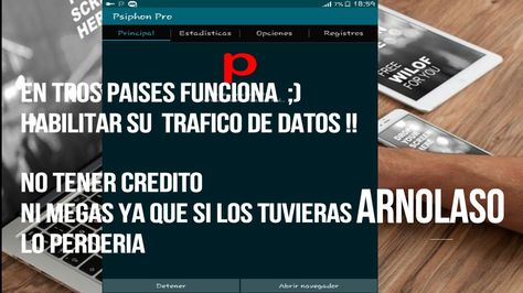 Las Ultimas Apk Para Internet Gratis Celular Latinoamerica Mexico