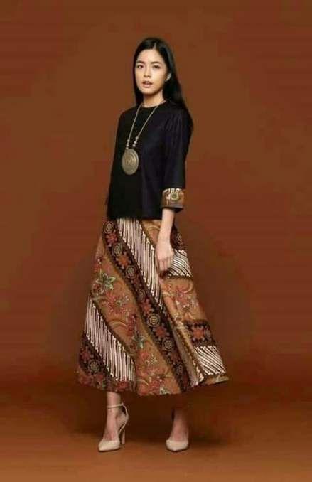 Best Dress Simple Batik 16 Ideas Dress Model Dress Batik