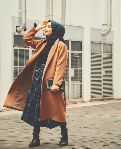 Trendy Skirt Hijab Outfit Winter 70 Ideas Hijab Fashion Fashion Casual Winter Outfits