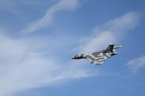 Avro Vulcan-Weston Super Mare 2015