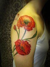 Tattoo Shops In Mcallen Tx : tattoo, shops, mcallen, Poppy, Flower, Tattoo, Octopus, McAllen,, Entertainmen...,, #arts, Tattoo,, Shop,, Tattoos