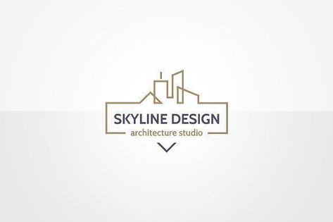 Architecture Logo Template by floringheorghe on Creative Market - History was of...  #Architecture #Creative #floringheorghe #History #Logo #market #Template