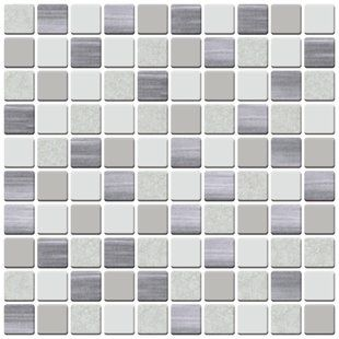 Peel And Stick Backsplash Tile You Ll Love With Images Mosaic Tiles Stick On Tiles Peel And Stick Tile