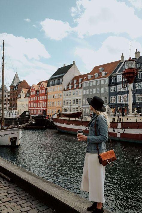 How to Spend 2 Days in Copenhagen Denmark - Kaylchip Denmark Travel Destinations Visit Denmark, Denmark Travel, Denmark Europe, Copenhagen Travel, Copenhagen Denmark, Stockholm Sweden, Stockholm Travel, Places To Travel, Travel Destinations