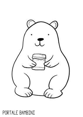 Disegni Di Animali Da Stampare E Colorare Gratis Portale Bambini Animali Animali Dello Zoo Disegnare Animali