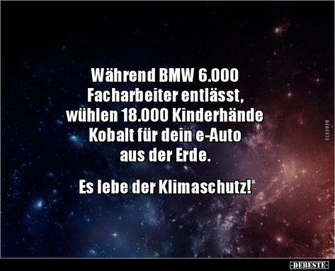 Während BMW 6.000 Facharbeiter entlässt, wühlen 18.000..
