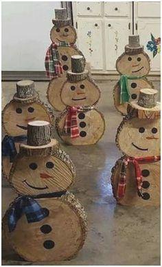 Diy Weihnachtsdeko Holz Great Basteln Mit Baumscheiben