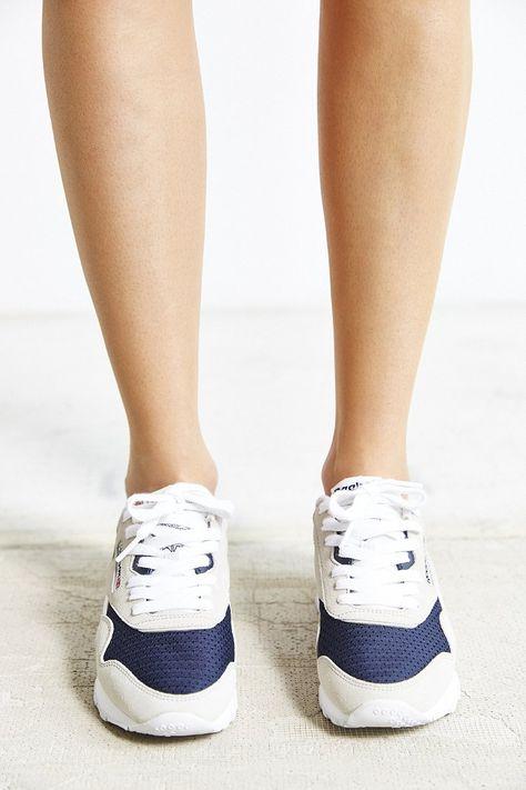 f83ecf13ac8d Reebok X UO European Nights Classic Nylon Running Sneaker - Urban Outfitters