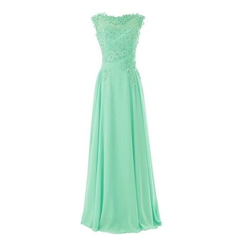 384cc8d4e78 Kiss Dress Short Strapless Prom Dress Soft Chiffon Evening Dress S Mint at Amazon  Women s Clothing store