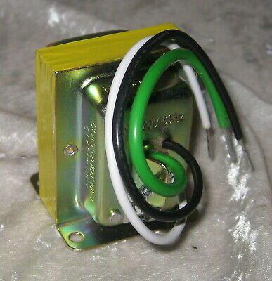 Sponsored Ebay New Nutone 101t 120 Volt 60hz 10 Watt 16 Volt Transformer In 2020 Ebay 10 Things Watt