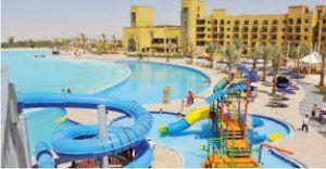 قرية الفيروز الساحل الشمالي عقارات العرب Pool Outdoor Decor Outdoor
