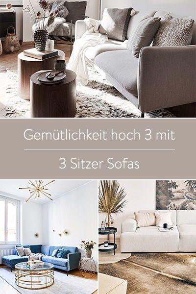 3 Sitzer Sofas Online Kaufen Unsere Klassiker Westwingnow In 2020 3 Sitzer Sofa Sofas Wohnen